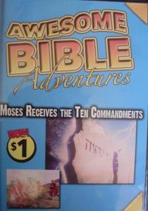 bible adventures video