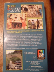 silver canyon video