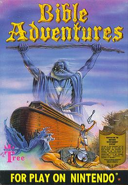 Bible Adventures nintendo